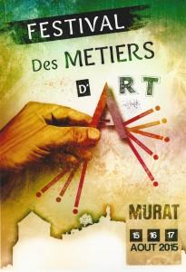 Affiche Festival MURAT